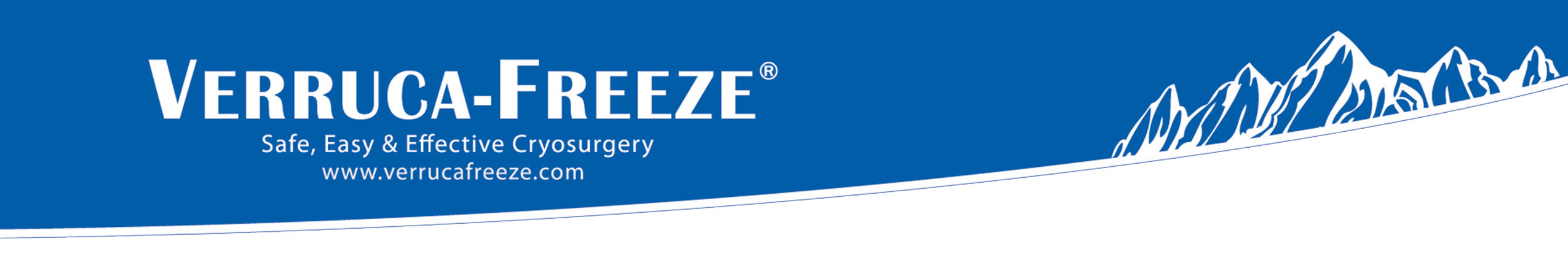 Distributors – Introducing New Verruca-Freeze Look